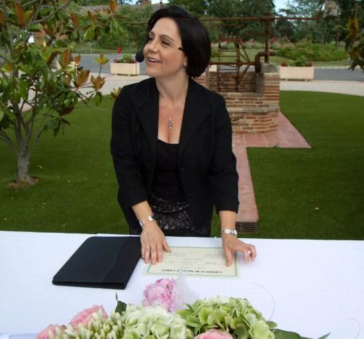 Elisabeth Hamadryades Officiante Mariage