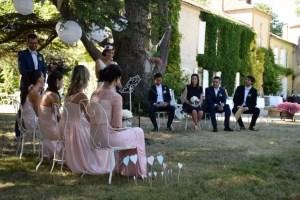 Témoignage Mariage Claire et Romain Hamadryades