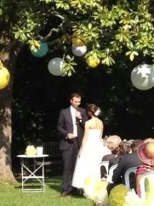 Témoignage sophie et patrice mariage cérémonie laïque