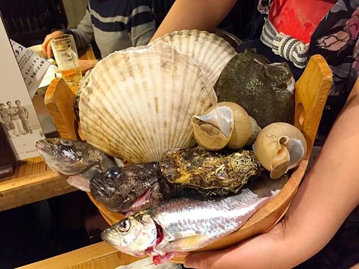 美味しい安い楽しい!橫浜駅で居酒屋に迷ったら四十八漁場に即決 | はまこれ橫浜