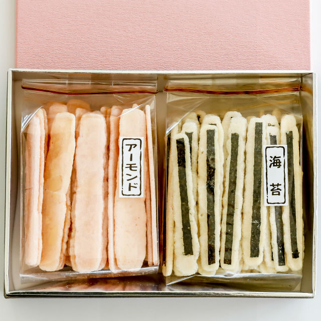 【S-13】二色すてっき,ハマクニ,えびステッキ