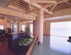 展望風呂「鞠の湯」