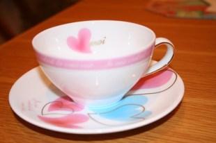 ANNE'S house かわいいカップもあります