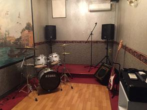 MUSIC BOX グランプリ 楽器練習スタジオ