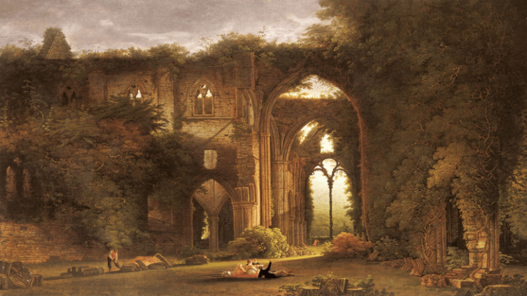 wordsworth tintern abbey thesis Get an answer for 'in the poem tintern abbey by wordsworth, how does the poet see nature as a teacherwhat does nature teach  how can we illustrate it with the analysis of the poem  here is a.