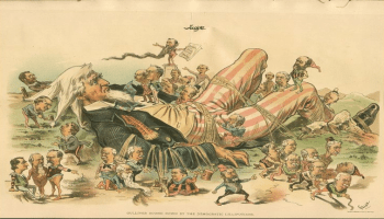 examples of satire in gulliver travels part 1