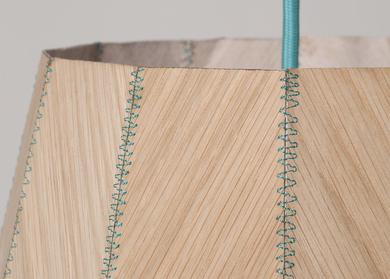 木製ランプシェード