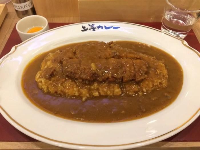 上等カレー横浜ポルタ店