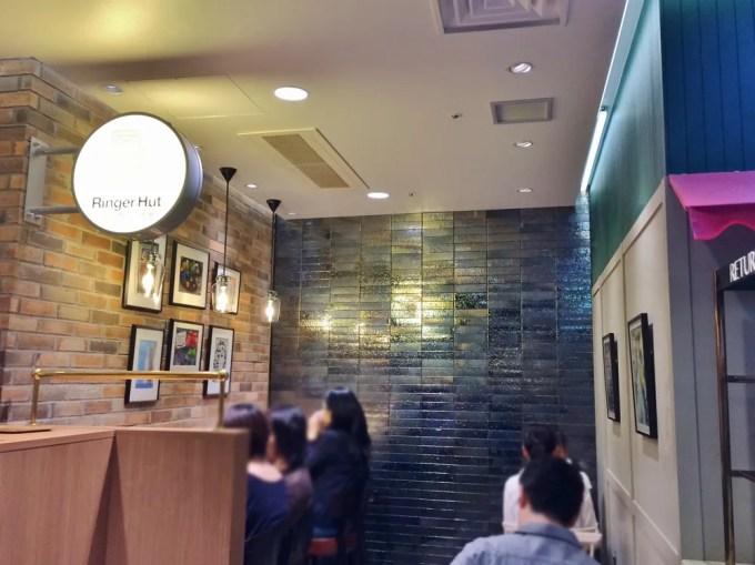 フレッシュネスバーガーFOOD&TIME ISETAN YOKOHAMA店