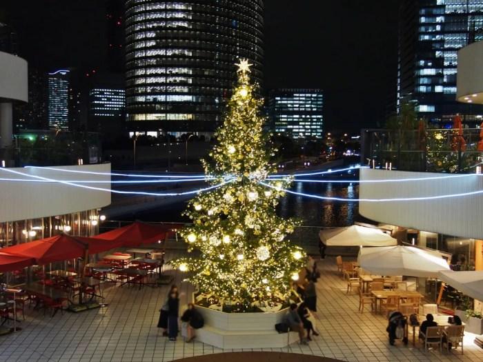 横浜ベイクオーター クリスマス2018