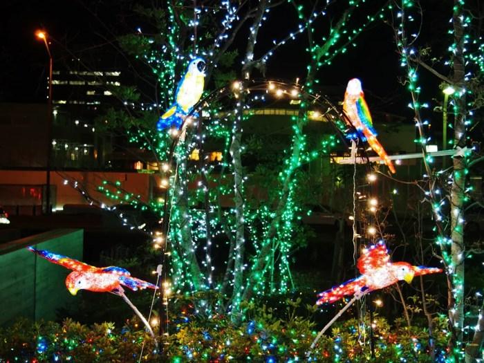 横浜野村ビル クリスマス2018