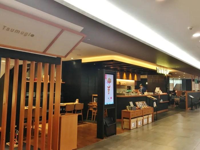 カフェソラーレツムギ FOOD&TIME ISETAN YOKOHAMA店