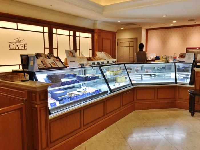 ホテルニューグランド ザカフェ