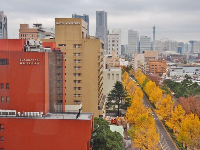ホテルモントレ横浜 建て替え計画