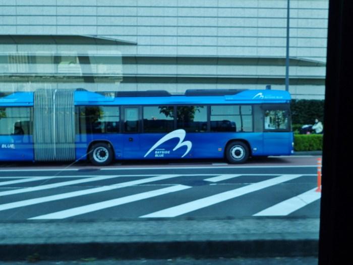 横浜ベイサイドブルー