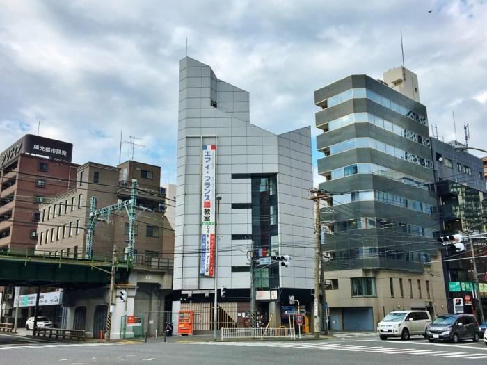 ウイング横浜東口(旧豆腐会館)