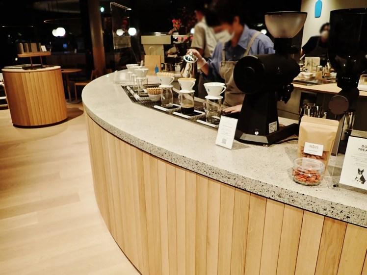 ブルーボトルコーヒーみなとみらいカフェ