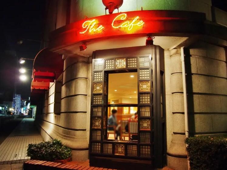 ホテルニューグランドのザカフェ