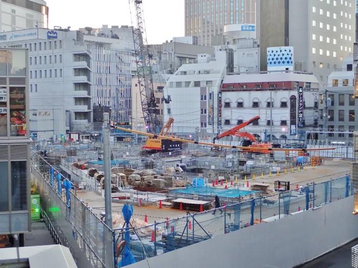 横浜駅西口の鶴屋町再開発
