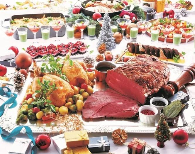 スカイブッフェ – Christmas & New Year –