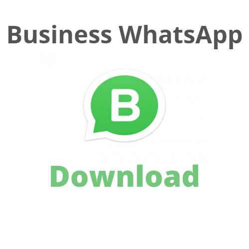 Download Business WhatsApp