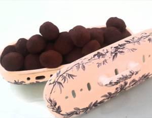 טראפלס שוקולד