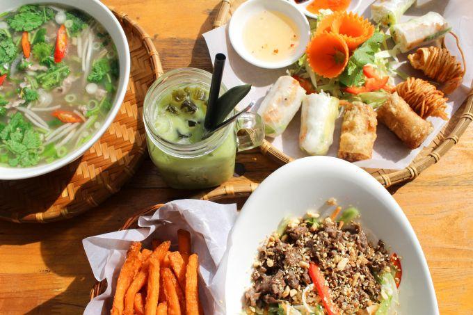 Vietnamesische Kche at its best bei NOM  Mit Vergngen