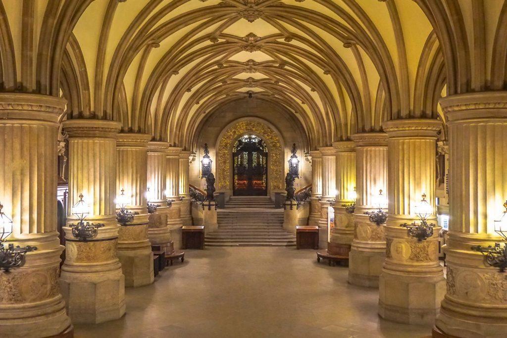 Germany - Hamburg - Rathaus