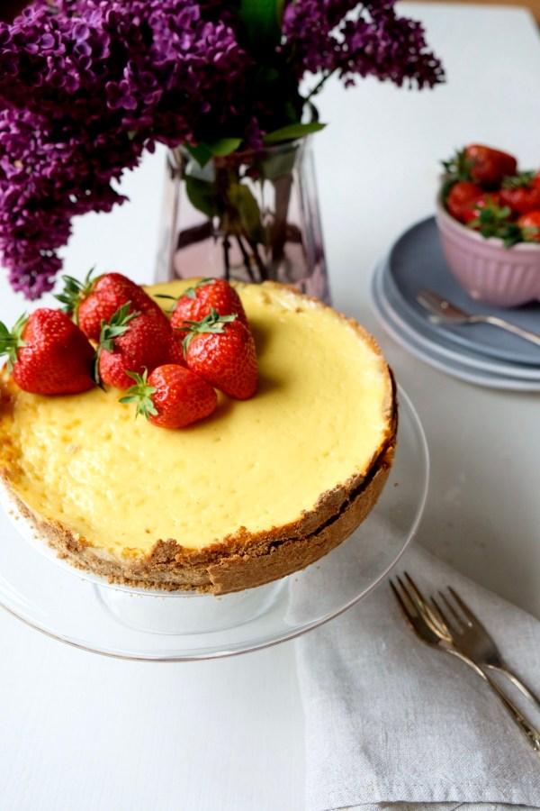 Cheesecake-Bild