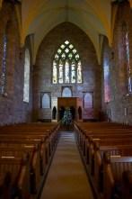 Kirche in Royal Dornoch/Schottland