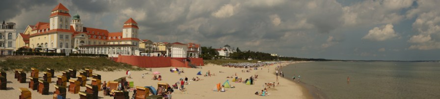 Strand bei Binz / Rügen 2011