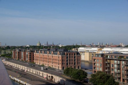 "View from ""Mein Schiff 2"" Copenhagen 2012"