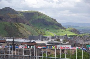 View from Edinburgh Castle 2012