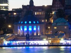 Alter Elbtunnel - Blue Port
