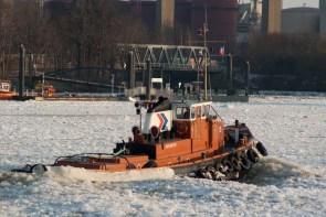 Arbeitsboot 2012