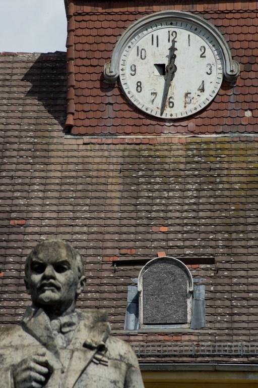 Lenin in Wünsdorf