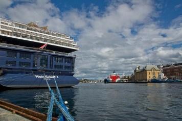 Mein Schiff 1 in Stavanger