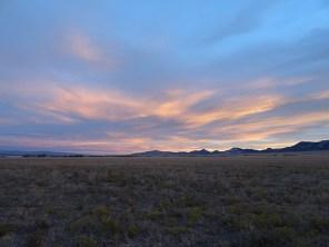 Himmel über Montana