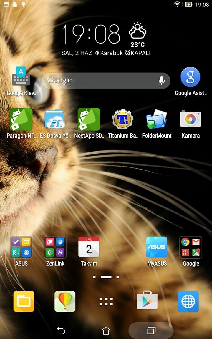 Asus MemoPad 7 ME176C/CX Android 5 0 Lollipop Sürümüne