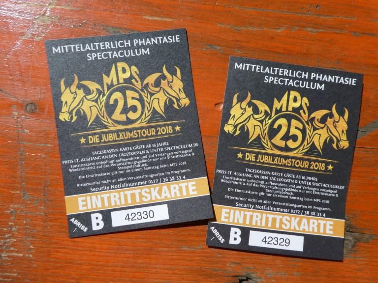 Mittelalterspektakulum Bückeburg 2018