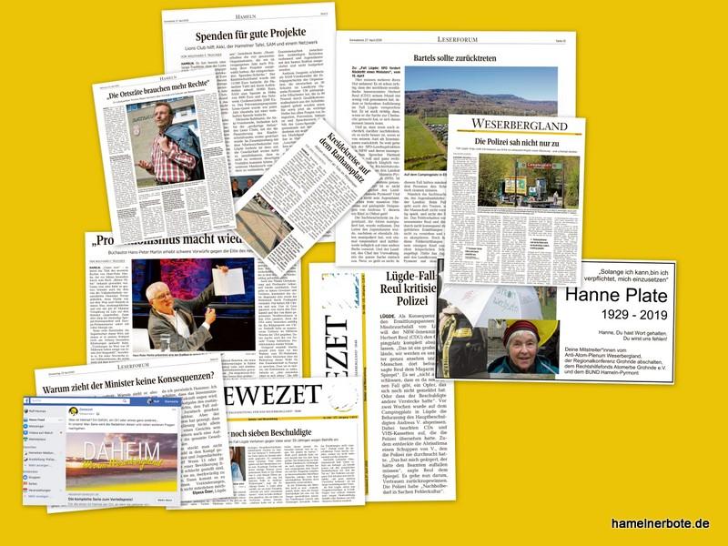 DEWEZET-Rückblick 28.04.2019 -#dewezetkorrektiv