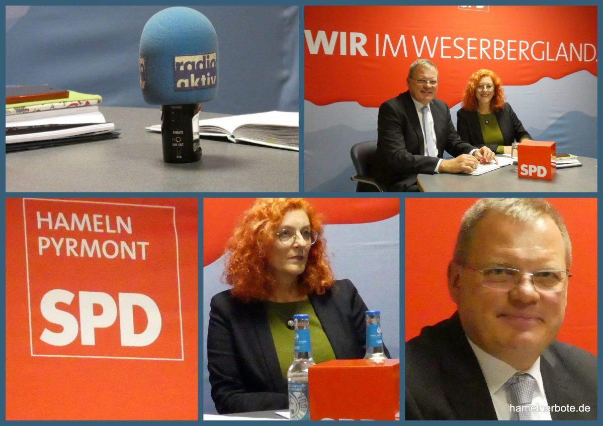 SPD Kandidatennominierung – Dirk Adomat wird als Kandidat für den Landratsposten der SPD Mitgliederversammlung vorgeschlagen.