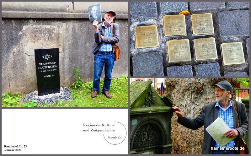 Offizielle Feierstunde der Stadt Hameln zum Tag des Gedenkens an die Opfer des Nationalsozialismus Ort: Mensa des Schiller-Gymnasiums, Montag 27. Januar 2020 um 17.00 Uhr (Eintritt frei)