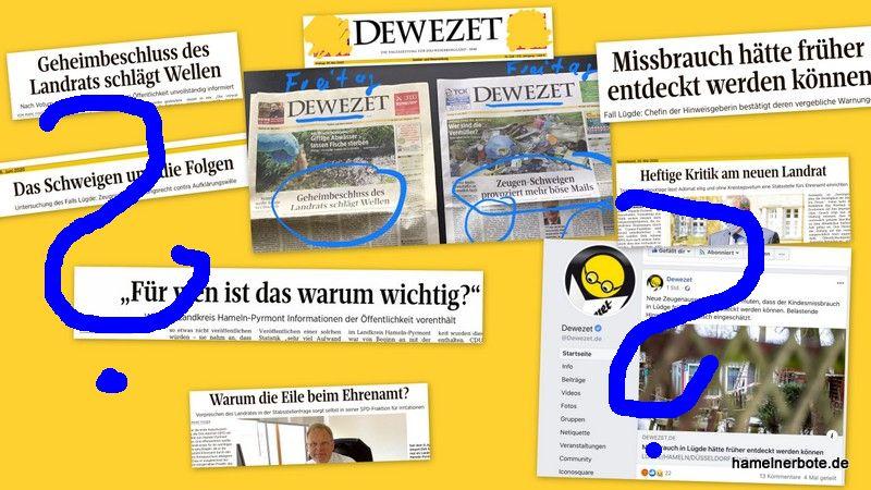 Was ist zu tun? Wie kann man dem Missbrauch von Zeitungsmacht gegenwirken?