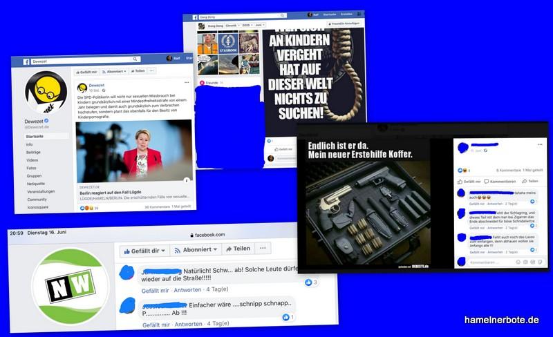 Präsent sein, wo es schmutzig wird: Ein Einblick in die lokale Medienwelten bei Facebook. (#dewezetkorrektiv)