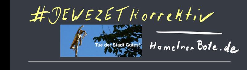Lokalzeitung vom Montag, den 22.06.2020 – Blitzlicht Windkraft versus Baumdemo und Lügde, Lügde, Lügde.