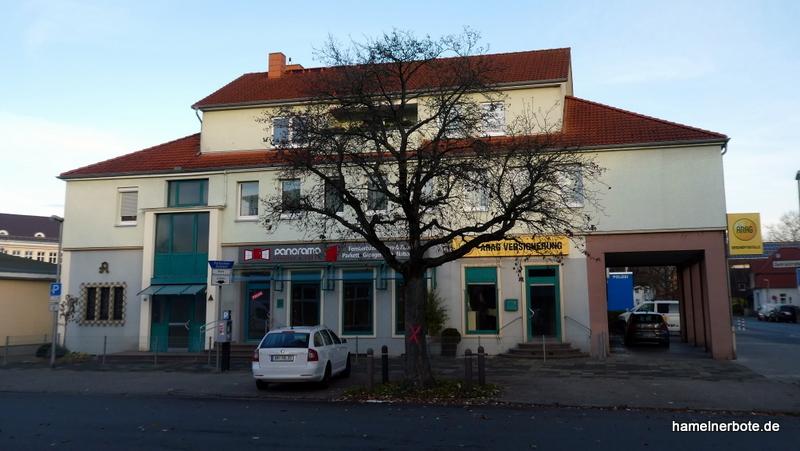 Baumfällisten der Stadt Hameln Winter 2020