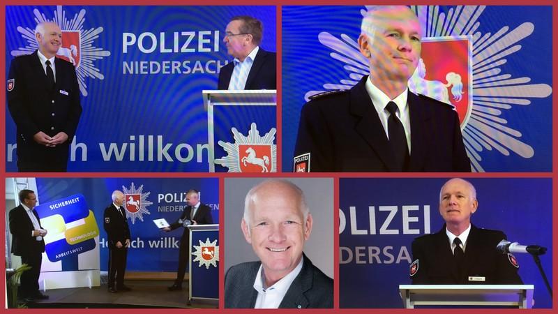 Ralf Leopold, Hamelns langjähriger Polizeichef wechselt ins Innenministerium.
