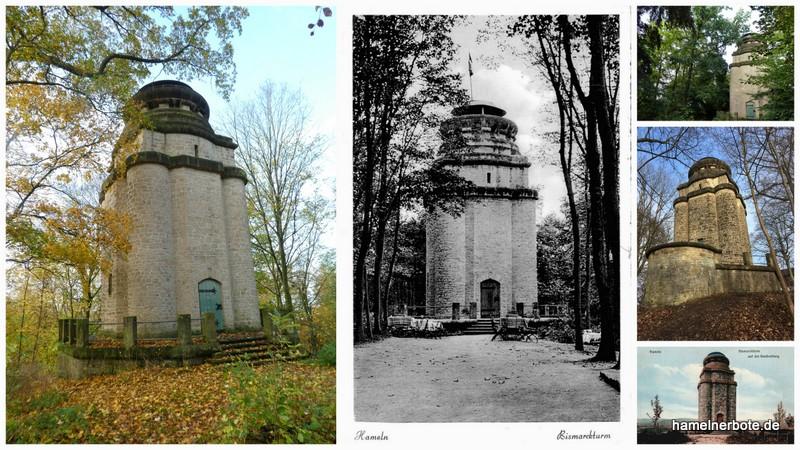 Gastbeitrag: Eine Tafel für den Bismarckturm