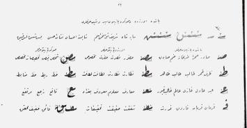 jenis khot arab-riq'ah (4)